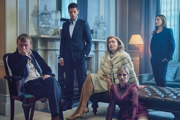 MCMAFIA (2018) TV Show Trailer: Russian Exiles Struggle Against Mafia Past [AMC / BBC]