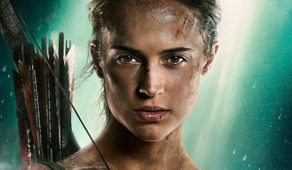 TOMB RAIDER (2018) Movie Trailer 2: Alicia Vikander Fights Walton Goggins to Stay Alive