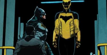 Batman: The Signal Comic Book