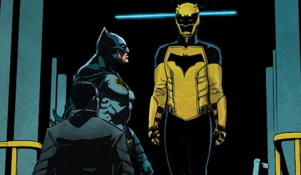Batman: The Signal Comic Book