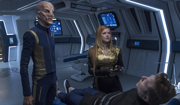 TV Review: STAR TREK: DISCOVERY: Season 1, Episode 11: The Wolf Inside [CBS]