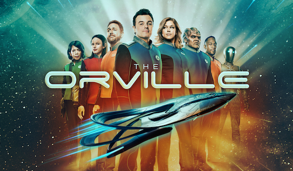 The Orville: Season 1 TV Show Poster
