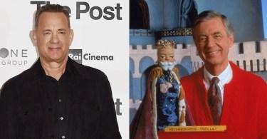 Tom Hanks Fred Rogers Mister Rogers Neighborhood