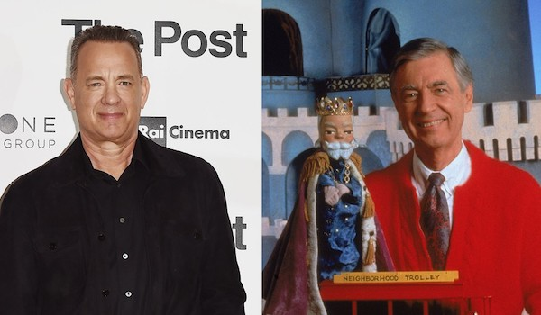 Tom Hanks Fred Rogers Mister Rogers Neighborhood