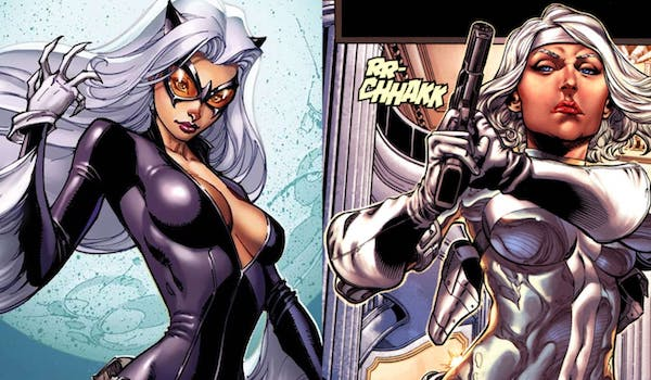 Sony's Next Marvel Film Will Feature Silver Sable and Black Cat
