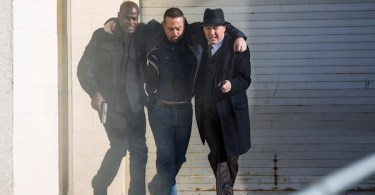 Hisham Tawfiq Lenny Venito James Spader The Blacklist