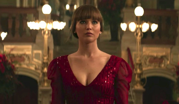See Jennifer Lawrence as a deadly 'Red Sparrow'