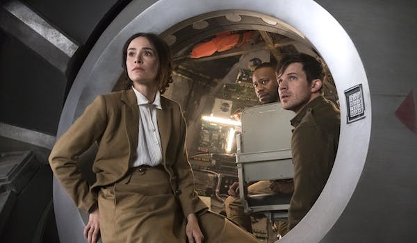 TIMELESS: Season 2 TV Show Trailer: A 'New Mission' Begins for the Time-traveling Trio [NBC]