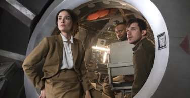 Malcolm Barrett Matt Lanter Abigail Spencer Timeless: Season 2