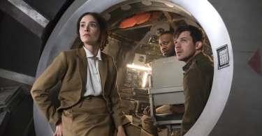 Malcolm Barrett Matt Lanter Abigail Spencer Timeless: Season 2