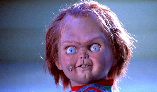 Melted Plastic Chucky Child's Play