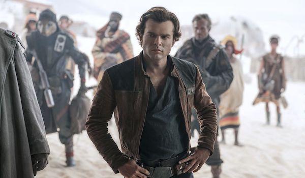 Alden Ehrenreich Solo: A Star Wars Story