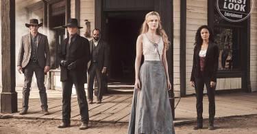 Evan Rachel Wood James Marsden Ed Harris Thandie Newton Jeffrey Wright Westworld Season 2