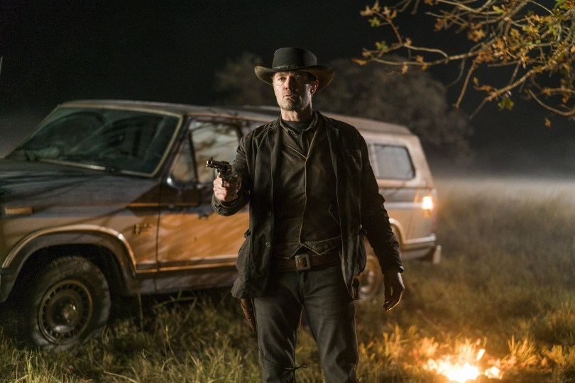 Garret Dillahunt Fear the Walking Dead Season 4 Episode 1