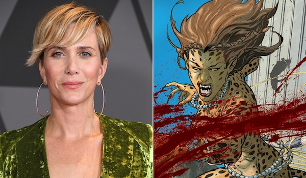 Patty Jenkins confirms Kristen Wiig as Wonder Woman 2 villain, Cheetah