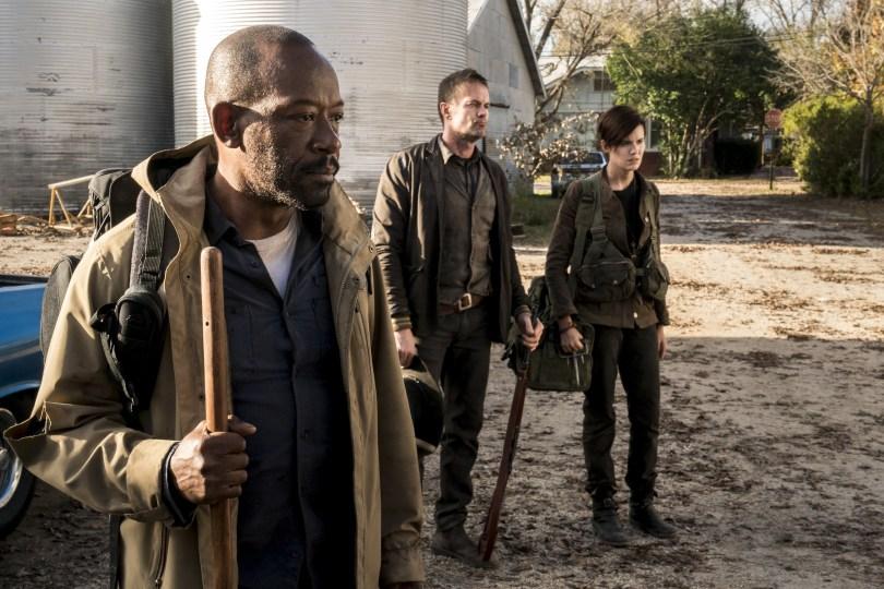 Lennie James Maggie Grace Garret Dillahunt Fear the Walking Dead Season 4 Episode 3