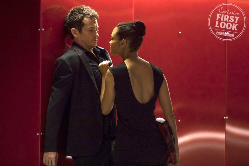 Thandie Newton Simon Quarterman Westworld Season 2