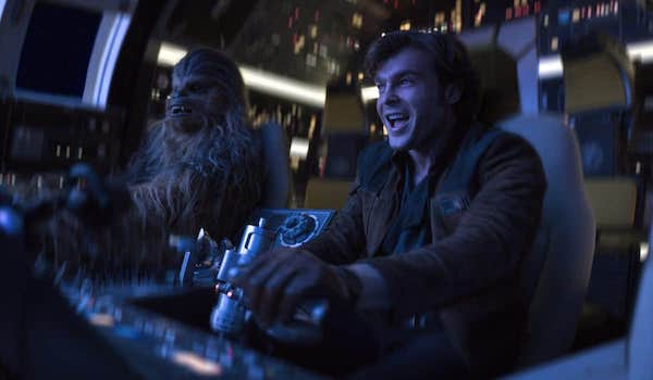 SOLO: A STAR WARS STORY (2018) TV Spots: Han Takes a 'Risk' Trusting Lando Calrissian