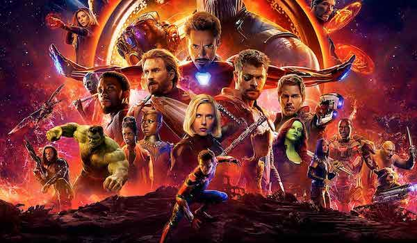 Avengers Infinity War 2018 The Marvel Film Reaches 2 Billion World Wide At The Box Office Filmbook