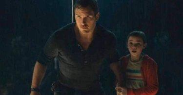 Chris Pratt Jurassic World Fallen Kingdom