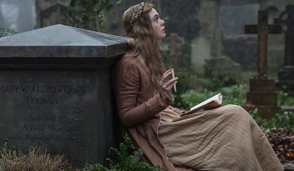 Elle Fanning Mary Shelley