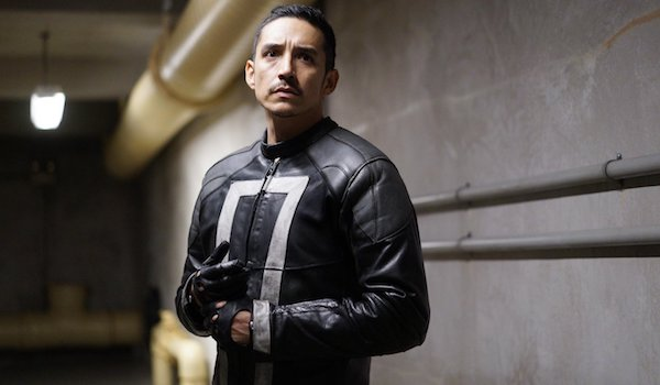 Gabriel Luna Agents of Shield