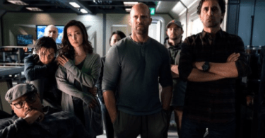 Jason Statham Cliff Curtis Bingbing Li Rainn Wilson Ruby Rose The Meg