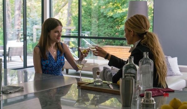 A SIMPLE FAVOR (2018) Movie Trailers: Anna Kendrick Searches For Blake Lively After She Disappears