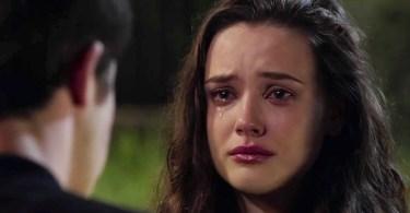Dylan Minnette Katherine Langford 13 Reasons Why Season 2
