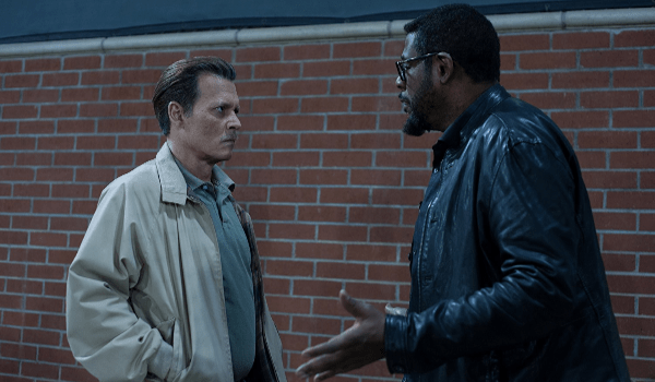 CITY OF LIES (2018) Movie Trailer: Johnny Depp & Forest Whitaker Search For Rapper Biggie Smalls' Killer