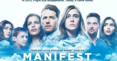 Manifest TV Show Poster Banner
