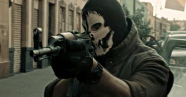 Masked Gunman Casio G Shock Watch Sicario Day of the Soldado