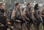 Natalie Portman Jennifer Jason Leigh Tessa Thompson Tuva Novotny Gina Rodriguez Annihilation