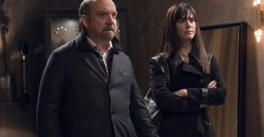 Paul Giamatti Maggie Siff Billions All the Wilburys