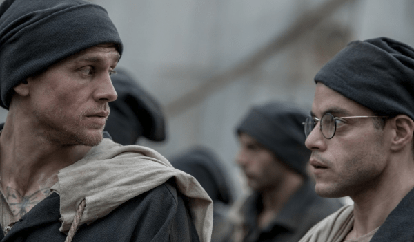 PAPILLON Movie Trailer: Charlie Hunnam & Rami Malek Star in the Prison Break Remake Film