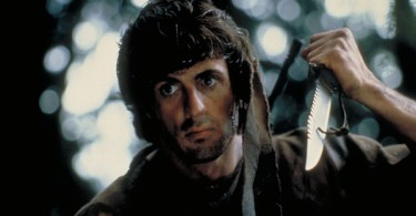 Sylvester Stallone Rambo First Blood