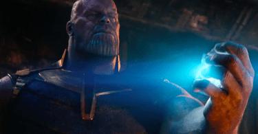 Thanos Tesseract Avengers Infinity War