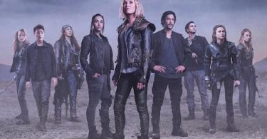The 100 Season 5 TV Show Poster