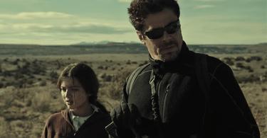 Benicio Del Toro Isabela Moner Sicario Day of the Soldado