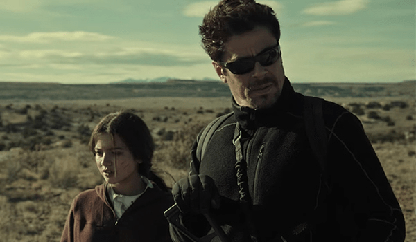 Benicio Del Toro Isabela Moner Sicario Day of the Soldado