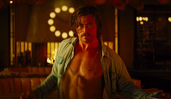 Chris Hemsworth Bad Times at the El Royale