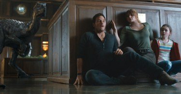 Chris Pratt Bryce Dallas Howard Isabella Sermon Jurassic World Fallen Kingdom