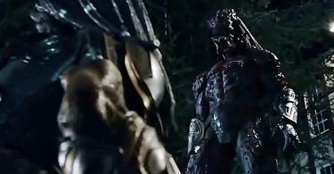 Giant Predator Regular Predator The Predator