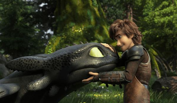 Jay Baruchel How to Train Your Dragon The Hidden World