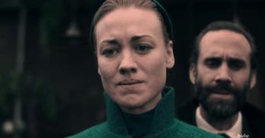 Joseph Fiennes Yvonne Strahovski The Handmaid's Tale Season 2 Episode 9