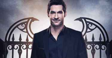 Lucifer TV Show Poster