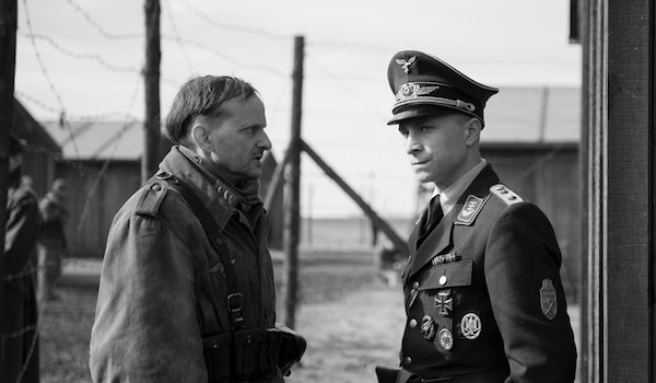THE CAPTAIN Movie Trailer: Max Hubacher Pretends to be a German Captain During WWII