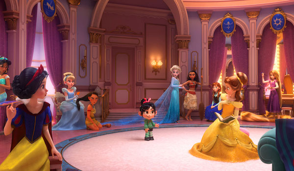 Princess Room Ralph Breaks the Internet: Wreck-It Ralph 2