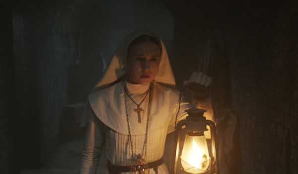 THE NUN (2018) Movie Trailer: The Origin of The Evil Nun from THE CONJURING Film Franchise