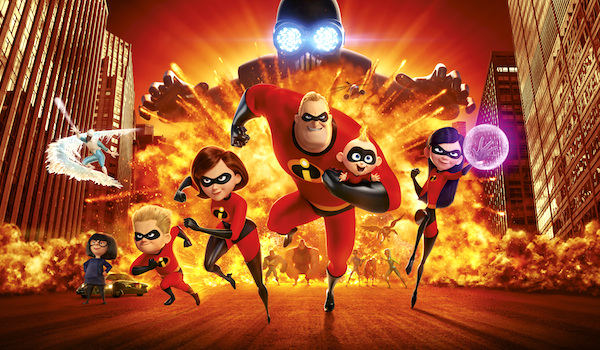 Box Office: June 15-17, 2018: INCREDIBLES 2, OCEAN'S 8, TAG, & More
